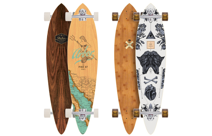 Longboards: Bamboo or Maple?