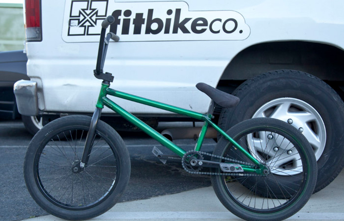 Gear Spotlight: The 2019 Fit Hango BMX Bike