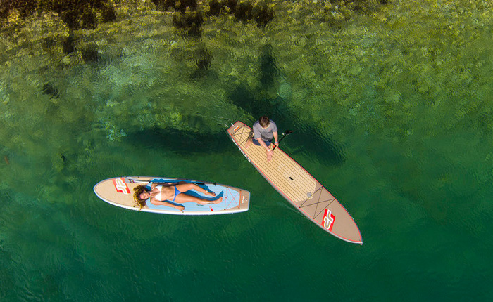 Gear we love: JP Australia Outback Fishing Stand-Up Paddleboard