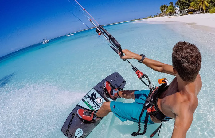 Up Your Kiteboarding Game With These 3 Tricks
