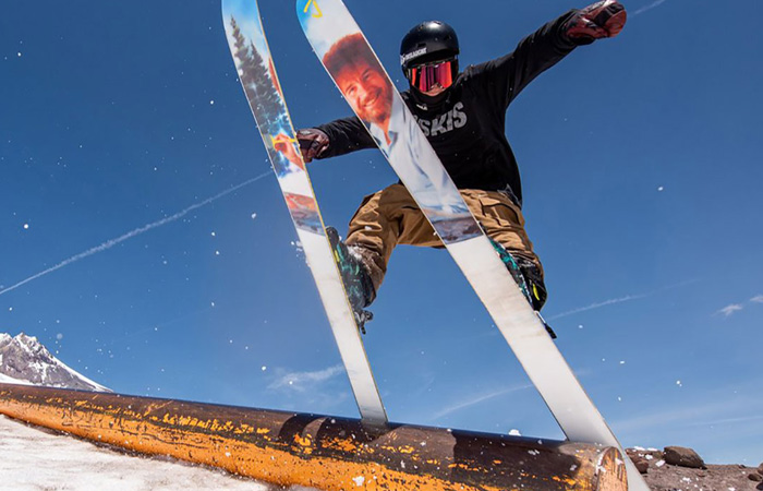 Step Up Your Wax Game with These Tips for Waxing Your Skis