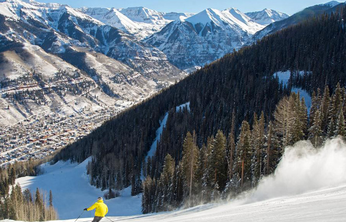 Spring Skiing Destinations for Advanced Skiers