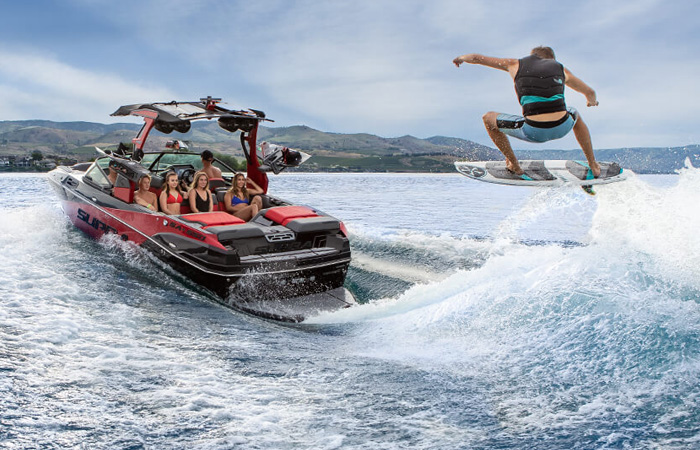 Game Changer: Supra Boats' Virtual Wakeboarding Tour