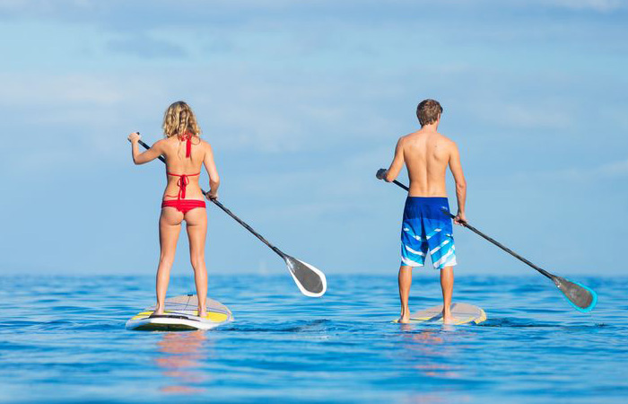 Why Rent a Stand Up Paddle Board When You Can Lease To Own?