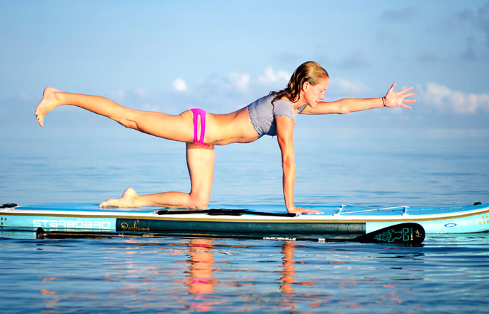 SUP Yoga: Find Your Zen on the Water