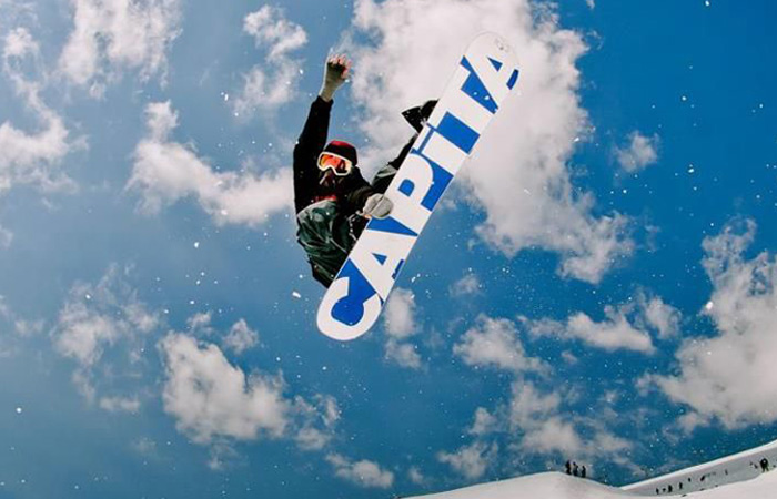 Snowboard Brands We Love: CAPiTA