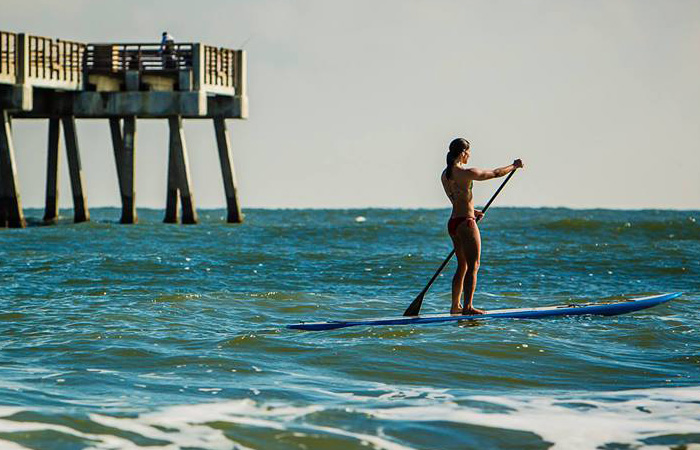Things To Consider When Selecting a Stand Up Paddle Board